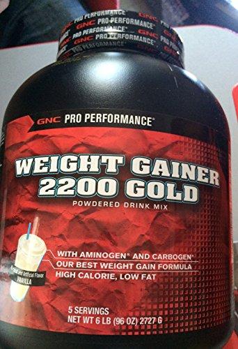 Gnc weight gainer 220 gold vanilla health help store Esdifan