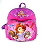 Sofia the First - 12 Backpack - Little Princess