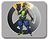 Lテコcio Mousepad (B) - Overwatch Blizzard by Tora Store [並行輸入品]