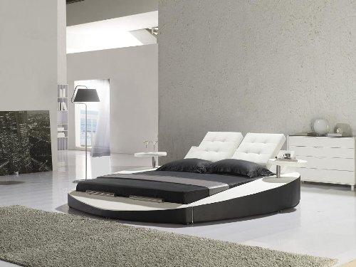 rundes bett m bel einebinsenweisheit. Black Bedroom Furniture Sets. Home Design Ideas