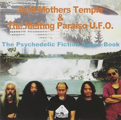 Psychedelic Fiction Sauce Book (O Sauce compare prices)