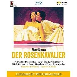 Strauss: Der Rosenkavalier - Salzburger Festspiele, 2004 [Blu-ray]