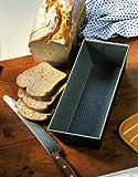KAISER Brotform 35 cm Brotbackform sehr gute Antihaftbeschichtung sauerteigbeständig gleichmäßige Bräunung durch  optimale Wärmeleitung -