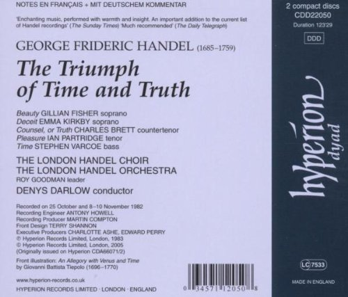 for the triumph of time
