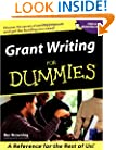 Grant Writing For Dummies (For Dummies (Computer/Tech))