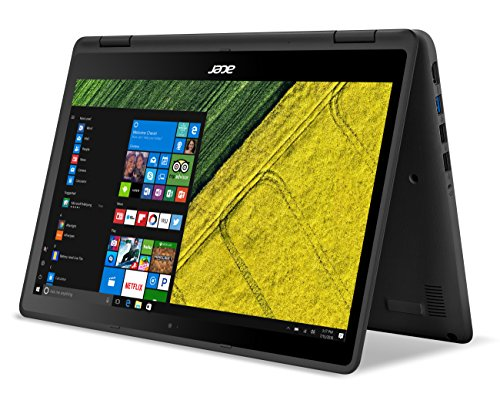 "Acer Spin 5, 13.3"" Full HD Touch, Intel Core I5, 8GB DDR4, 256GB SSD, Windows 10, Convertible, SP513-51-55ZR"