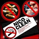 【ニコクリーン】禁煙するなら今!タバコがまずくなるサプリ!?
