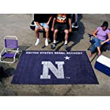 "Navy Midshipmen NCAA ""Ulti-Mat"" Floor Mat (5x8')"