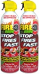 Fire Gone 2NBFG2704 White/Red Fire Ex...