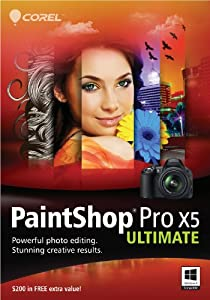 Paintshop Pro X5 Ultimate [download]