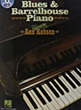Blues & Barrelhouse Piano - Book/DVD Edition