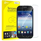 S3 Screen Protector, JETech® Premium Tempered Glass Screen Protector for Samsung Galaxy S3 i9300