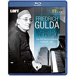 Mozart for the People [Blu-ray]