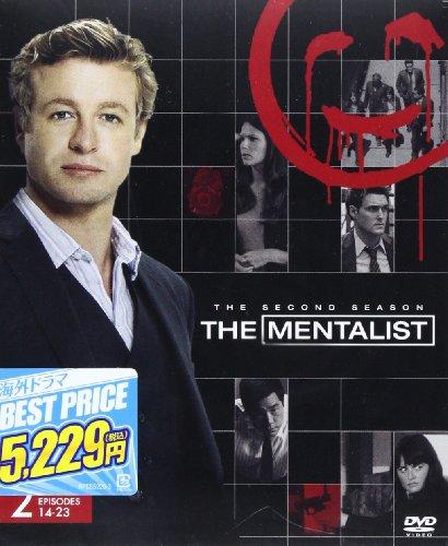 THE MENTALIST/メンタリスト〈セカンド・シーズン〉 セット2 [DVD]