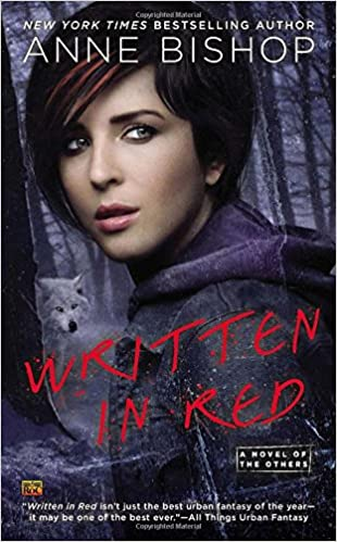 Book Review: Written in Red by Anne Bishop