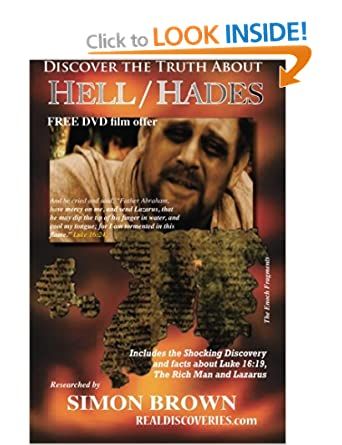 Discover the Truth about HELL/HADES [Paperback]
