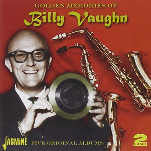 billy vaughn - Golden Memories Of Billy Vaughn - Five Original Albums [original Recordings Remastered] 2cd Set - Zortam Music