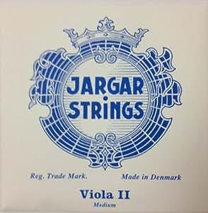 JARGAR ビオラ弦 D線(II) Mideum