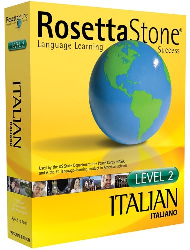 Rosetta Stone V2: Italian Level 2 [OLD VERSION]