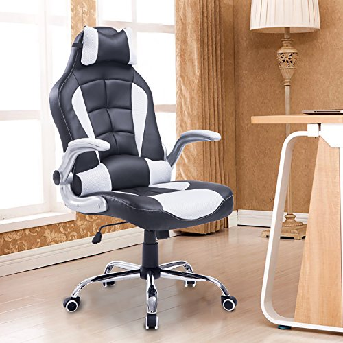 acheter fauteuil chaise de bureau mod le baquet de course. Black Bedroom Furniture Sets. Home Design Ideas
