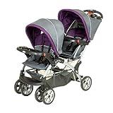 【縦型二人乗りベビーカー】生後6ヶ月から使用可能 BabyTrend シットアンドスタンド ダブル Elixer #SS76715【直輸入品・即納可】
