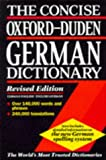 img - for The Concise Oxford-Duden German Dictionary: English-German, German-English book / textbook / text book