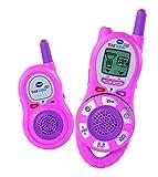 VTech 80-154354 - Kidi Walkie Talkie 6-en-1, rosa (versión en alemán)
