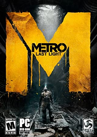 Metro Last Light [Online Game Code]