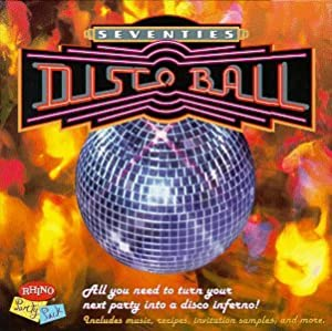 Various Artists - 70's Disco Ball Party Pack - Amazon.com Music