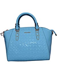 Ruff SAQIMA Turquoise Casual Handbag Elegant Exclusive Fashionable Handheld Spacious Handbag Classic Sling Ladies...