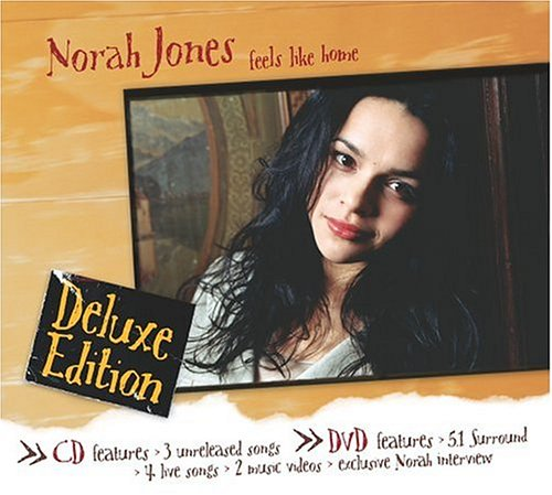 Norah Jones - Feels Like Home (CD+DVD) - Zortam Music