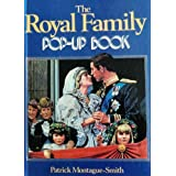 Royal Family Pop-up Book ~ Patrick Montague-Smith