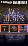 Jack Higgins CD Collection: The White House Connection, Dark Justice, and Without Mercy