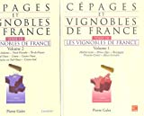 Cpages et vignobles de France : Tome 3, Les vignobles de France en 2 volumes (Prix OIV 2006)