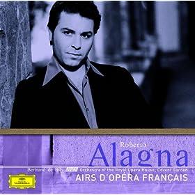 Roberto Alagna Airs d'op�ras fran�ais