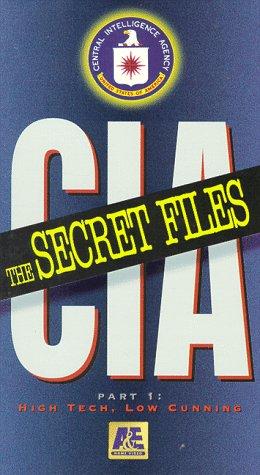 Cia: The Secret Files [VHS]