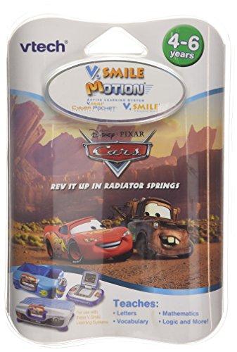 Vtech Electronics - Videojuego para niños Cars (Vtech) (versión en inglés)