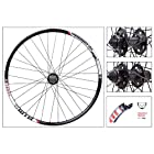 Wheel Master -WTB Frequency TCS i23 29'er Disc Wheel Set - 8/9-Speed, 6-Bolt, 32H, Black