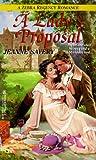 A Lady's Proposal (Zebra Regency Romance) (0821759922) by Savery, Jeanne