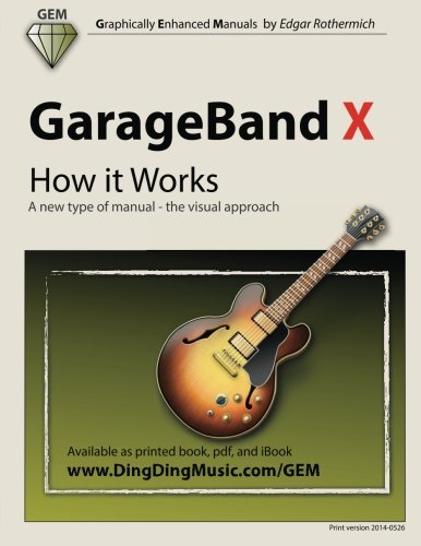 Garageband X - How It Works: A New Type Of Manual - The Visual Approach