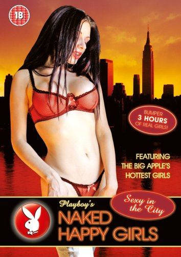 Playboy - Happy Naked Girls - Sexy In the City [DVD]