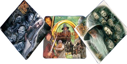 Lord Of The Rings Mouse Mat & Screen Saver