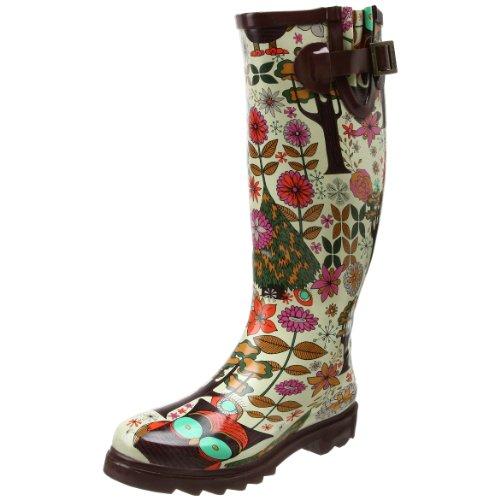 a0acab6e115a Boots Shoes  Chooka Women s Owl City Knee-High Boot