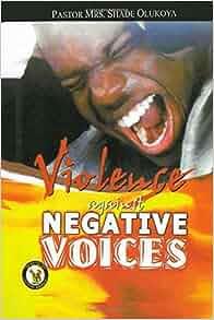 Voices: Pastor (Mrs) Shade Olukoya: 9789783831889: Amazon.com: Books