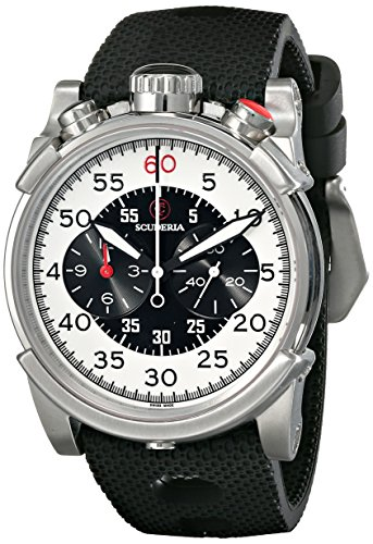 CT-Scuderia-Mens-CS10114-Analog-Display-Swiss-Quartz-Black-Watch