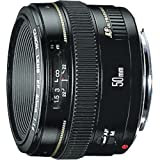 Canon EF 50mm f1.4 USM Standard & Medium Telephoto Lens for Canon SLR Cameras