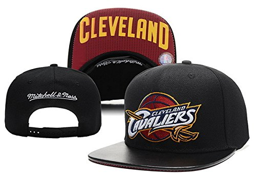 NBA The League Cleveland Cavaliers Snapback Cap Hat (Monster Energy Pom Beanie compare prices)