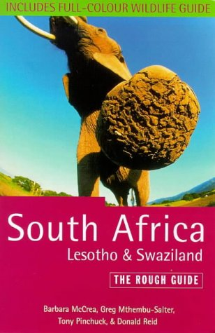 The Rough Guide to South Africa, 2nd Edition (Rough Guide to South Africa, Lesotho & Swaziland)