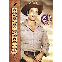 Cheyenne: The Complete Fourth Season