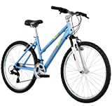 Diamondback Bicycles 2014 Lustre 2 Women's Mountain Bike (26-Inch Wheels), 15-Inch, Blue